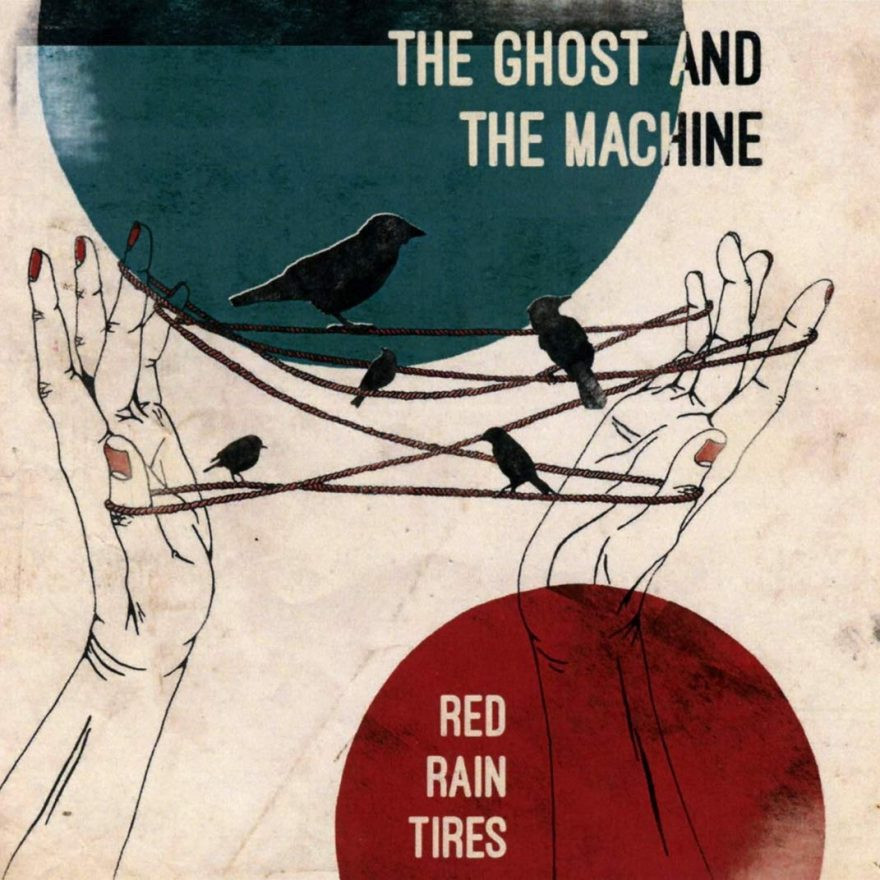 Rain Red Tires - The Ghost And The Machine