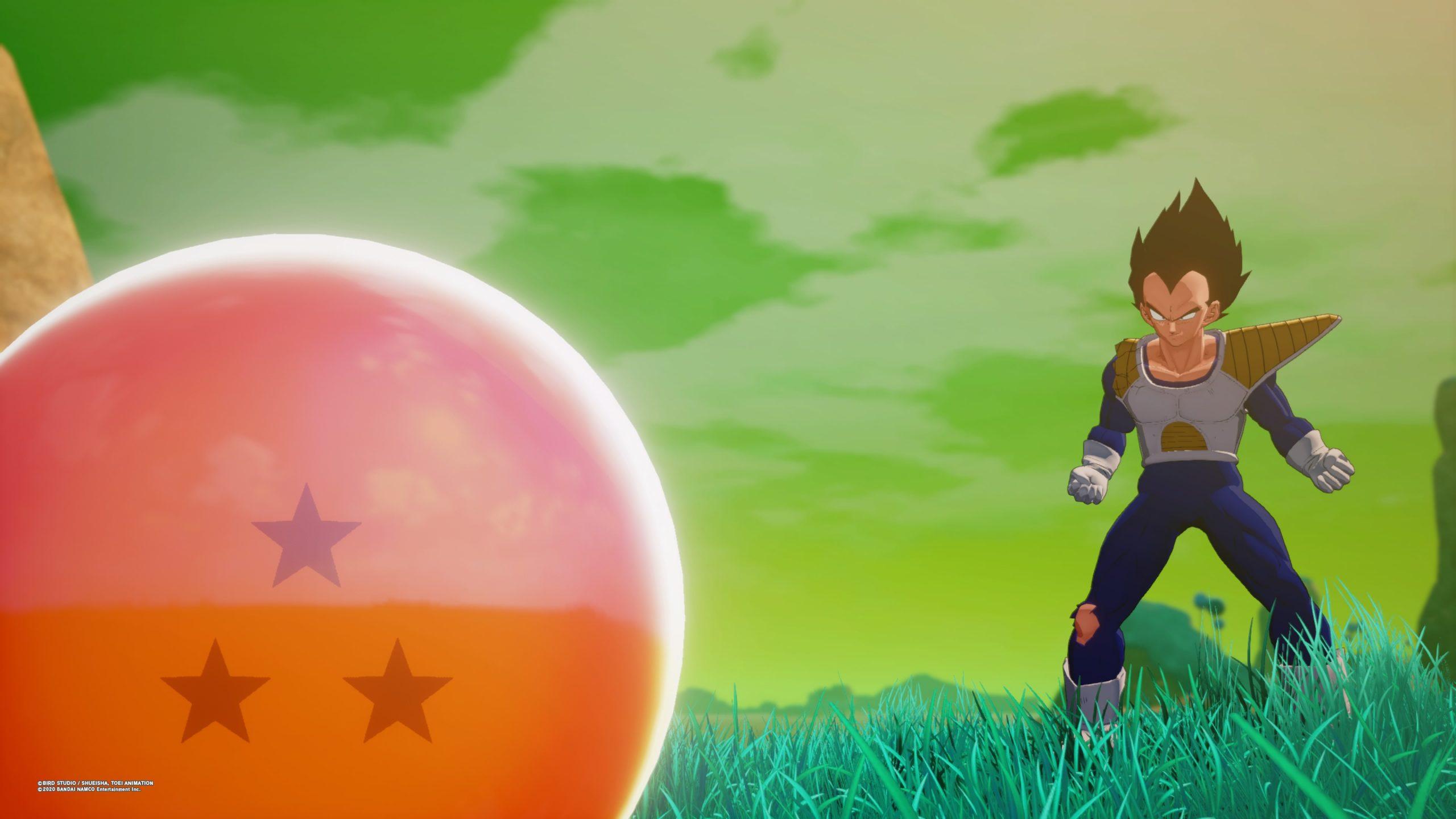 Den Dragon Balls so nahe!