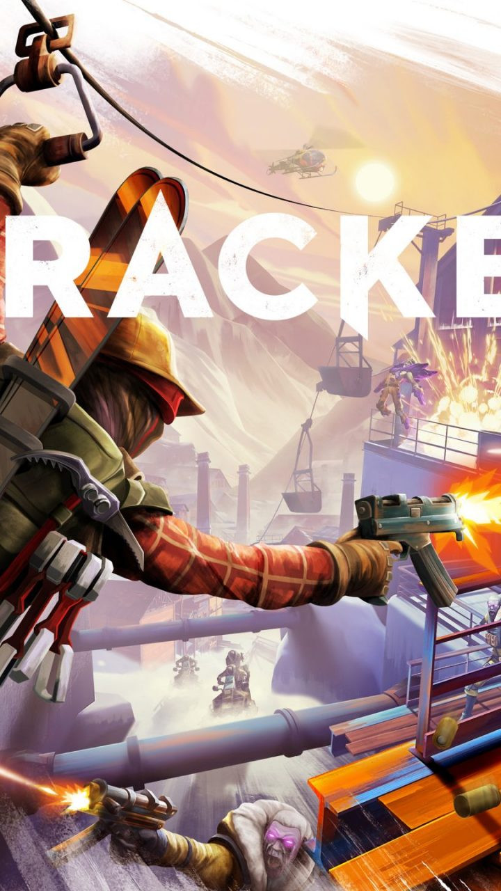 Let's Frag in Fracked