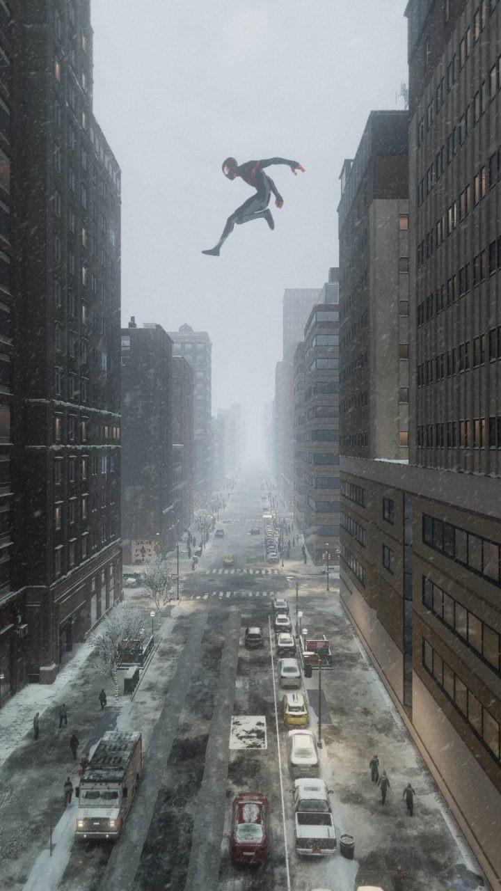 Wer sind diese Spider-Men?!