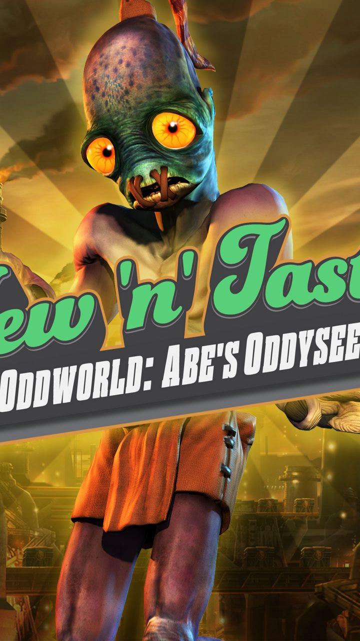 Oddworld - jetzt auch mobil auf der Switch ausbrechen
