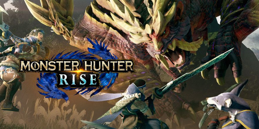 Monster Hunter Rise - möge die Jagd beginnen!