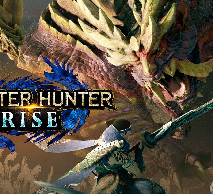 Monster Hunter Rise - möge die Jagd beginnen!