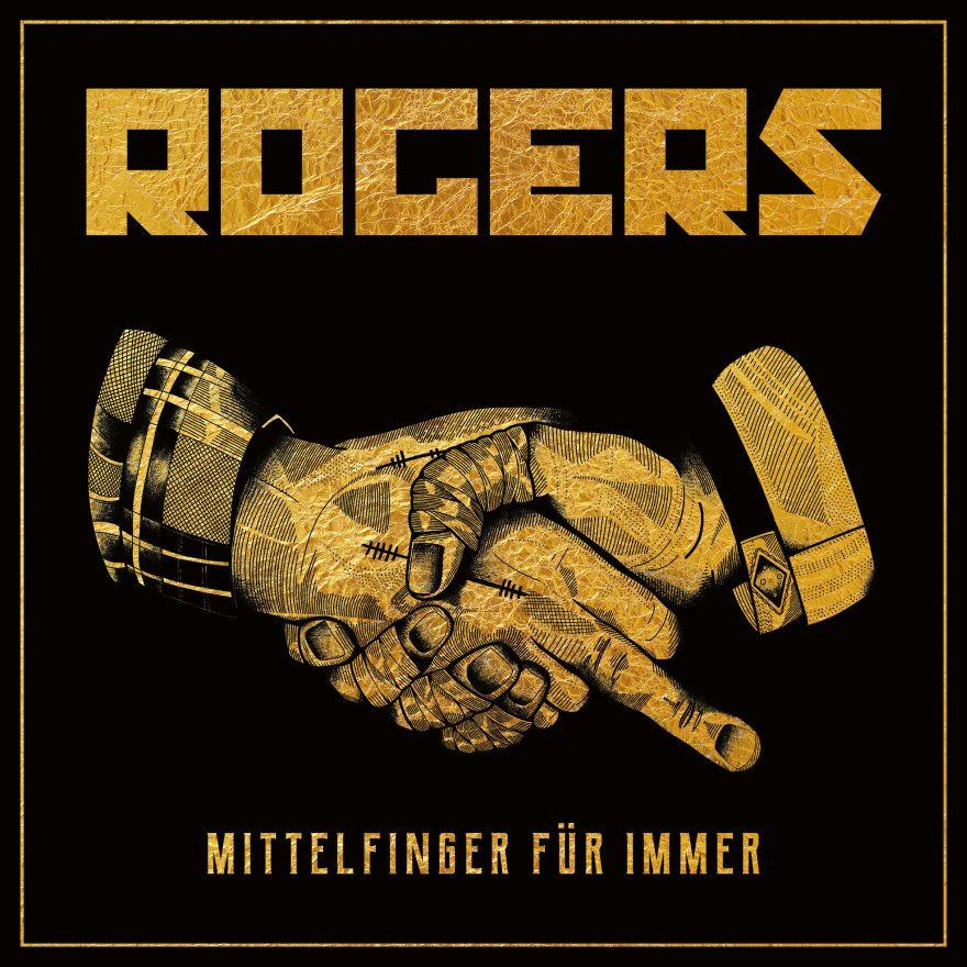 Mittelfinger für immer - Rogers