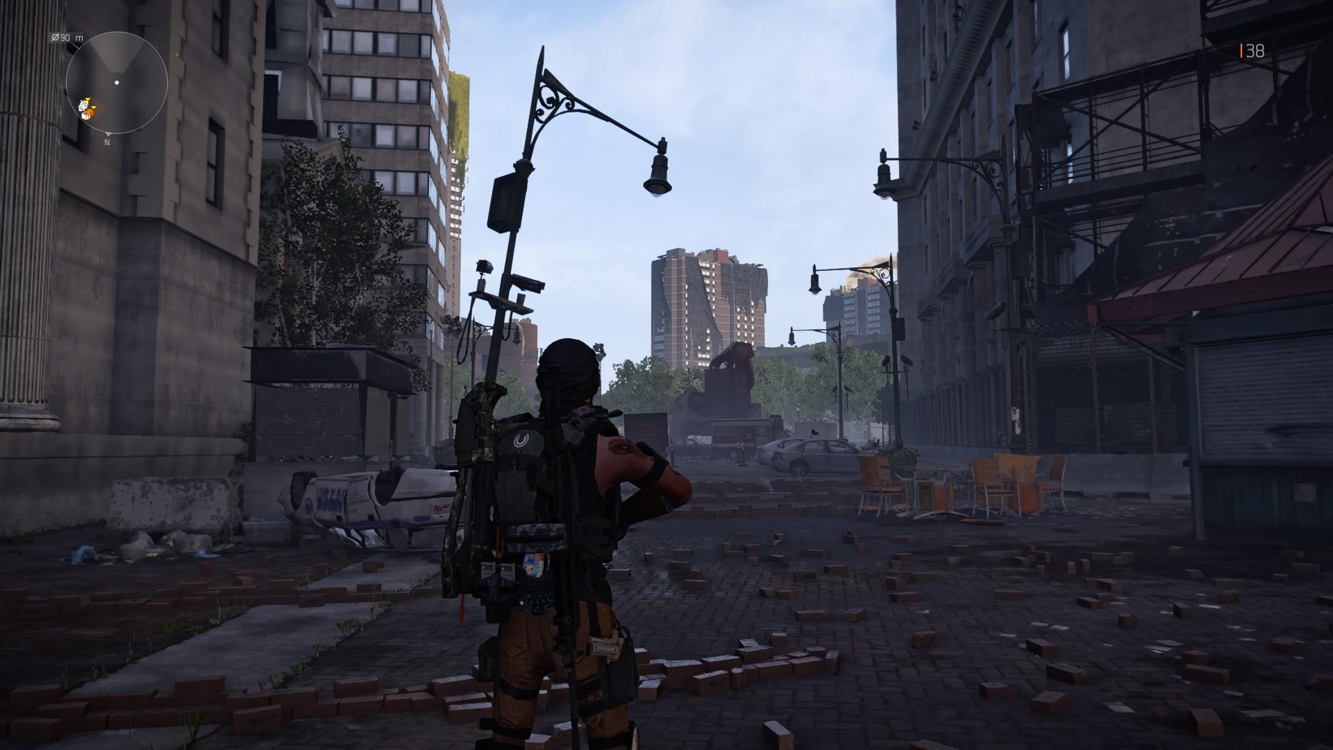 New York has Fallen! Again?