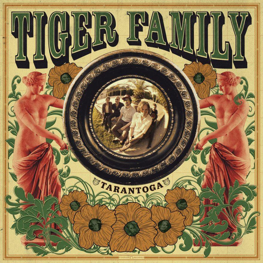 Tarantoga - Tiger Family