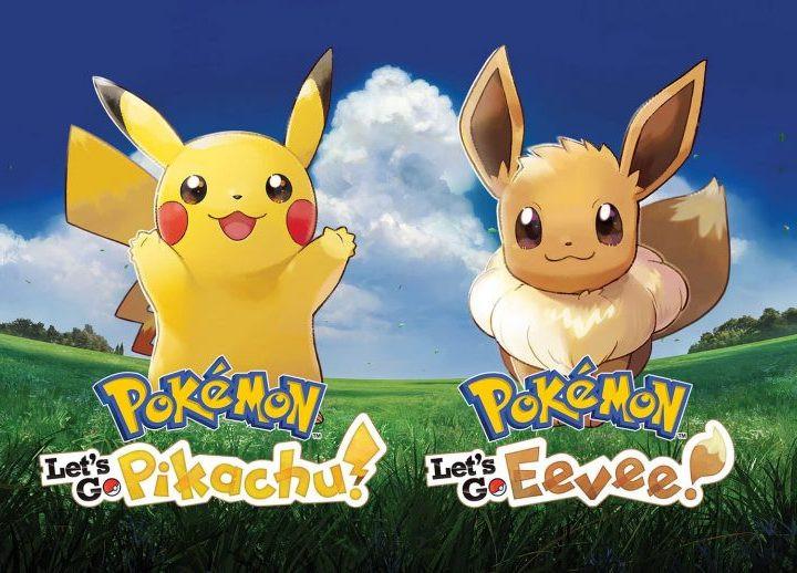 Pokemon Let's Go Cover