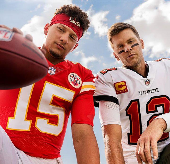 It's the NFL, baby!