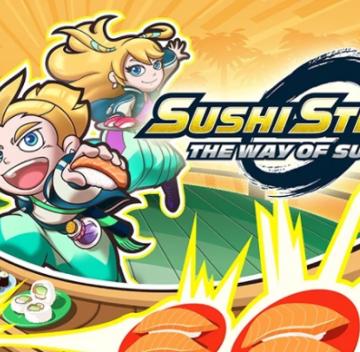The Way of Sushido - Sushi Striker