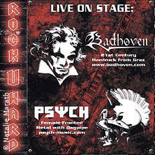 ROCK U HARD am 14. March 2020 @ Livestage Tirol.