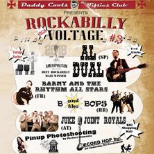 Rockabilly Voltage am 2. February 2019 @ Ottakringer Brauerei.