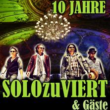 SOLOzuVIERT & Gäste am 10. March 2019 @ Oper Graz.
