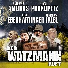 Der Watzmann ruft am 30. September 2020 @ Salzburgarena.