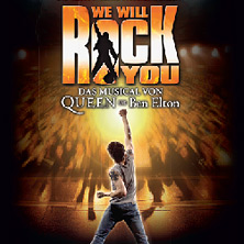 We Will Rock You am 15. October 2020 @ Wiener Stadthalle - Halle F.