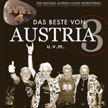 WIR 4 - Die Original Austria-3-Band am 10. September 2020 @ Bräuhaus Eferding.